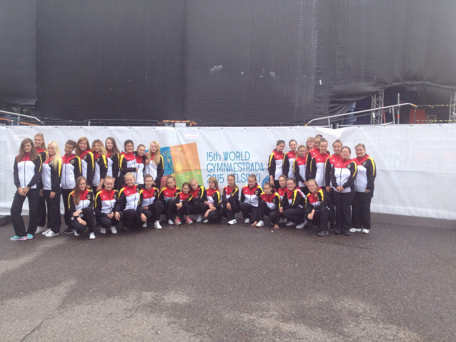 Weltgymnaestrada 2015 - Das  in Helsinki